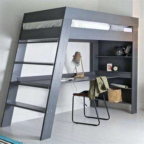 bunk bed  desk plans redoubtable loft bed  desk