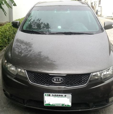 kia cerato 2010 for sale 900k autos nigeria