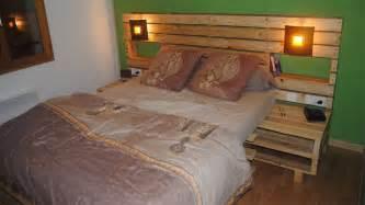Bunk Bed Shelf Lit En Palette De Bois Avis Mzaol Com