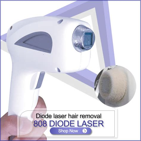 diode laser application painless 808nm 810nm diode laser hair removal machine 1 120j cm2 107207250
