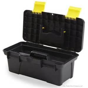 tool chest plastic buy small mini 25cm black plastic tool box with handle and