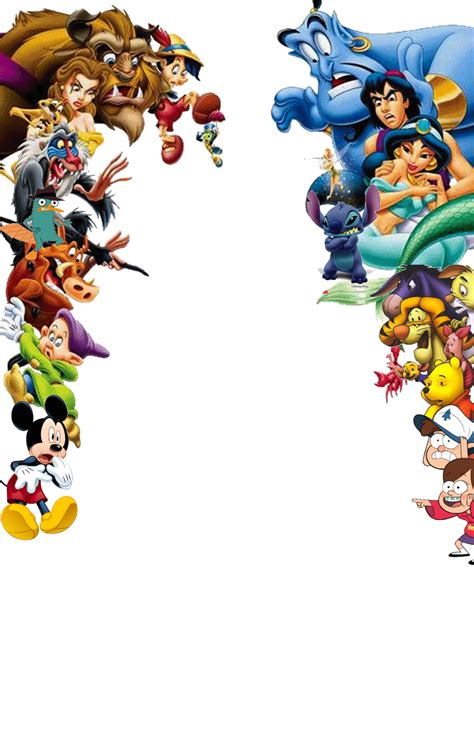 disney character disney characters free large images