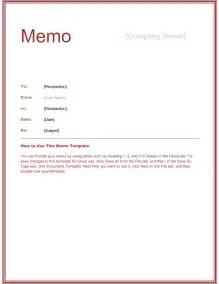 word memo templates editable sle template for office memo vlashed
