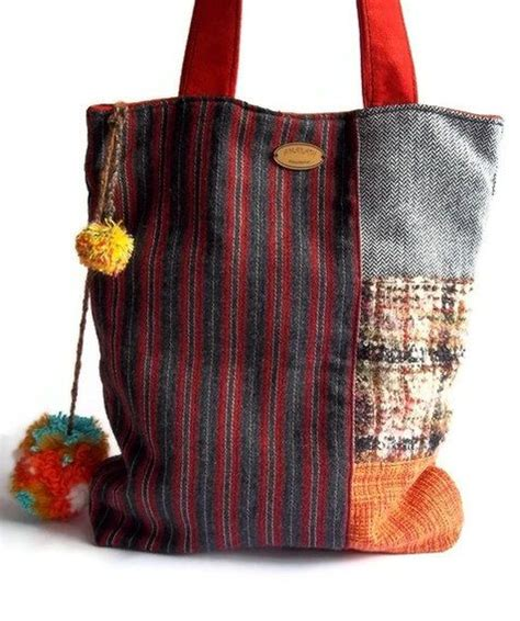 Handmade Bag - 17 best images about fabric bags on bags