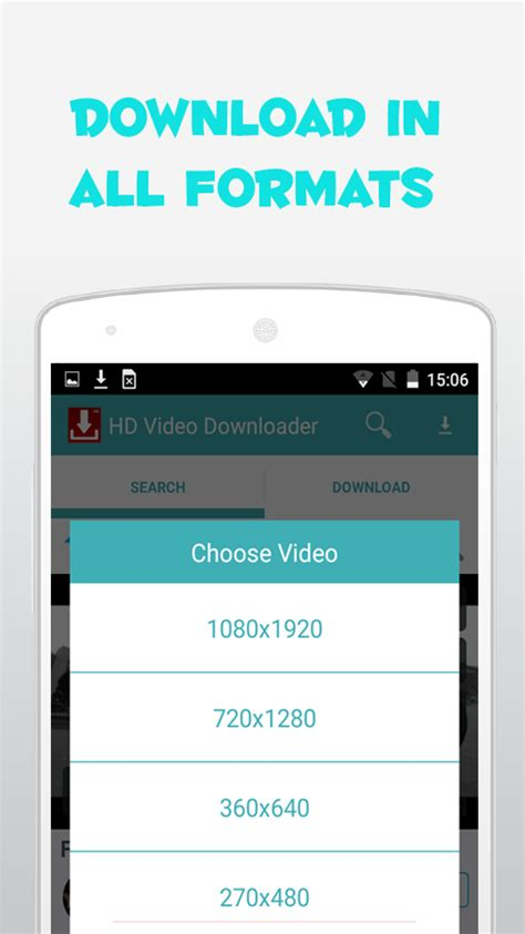 full hd video downloader for android fast hd video downloader t 233 l 233 charger et installer android
