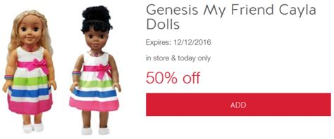 my friend cayla price match target cartwheel my friend cayla dolls all things target