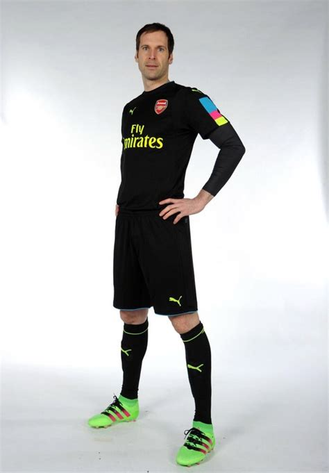Arsenal Away 201617 Murah arsenal launch 2016 17 goalkeeper kit