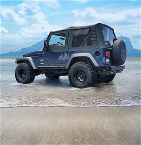 1997 Jeep Wrangler Accessories 1997 2006 Jeep Wrangler Tj Parts Accessories