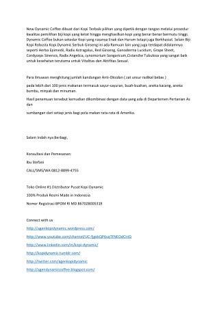 Alat Kopi Gat Valentina 2 Cups Orange ppt jamu powerpoint presentation id 1252783