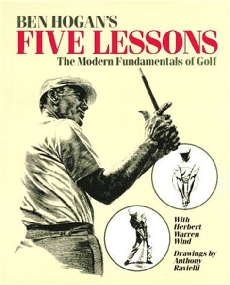 ben hogan swing book golf book reviews best golf instruction books authors