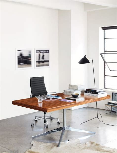 florence knoll table desk florence knoll executive desk design within reach