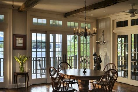 lake house windows a lake house designed for family gatherings
