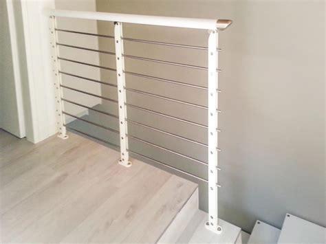 scale interne ringhiera per scale interne installata ad asti rintal