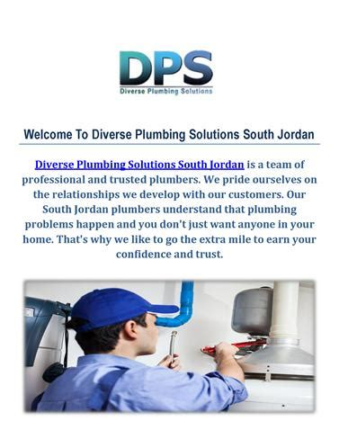 water heater repair in south by diverse plumbing