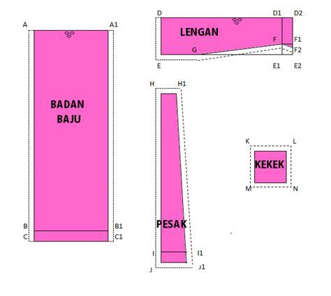 cara membuat pola baju kurung riau cara menjahit baju newhairstylesformen2014 com