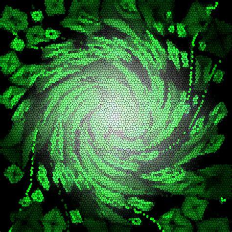 leaf storm hurricane mural by megan the speeddemon on