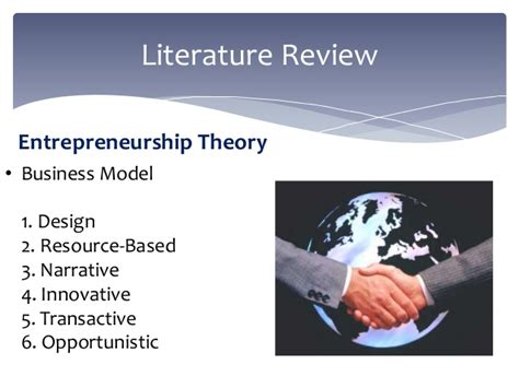 Skopos Theory Literature Review by Literature Review Entrepreneurship Development