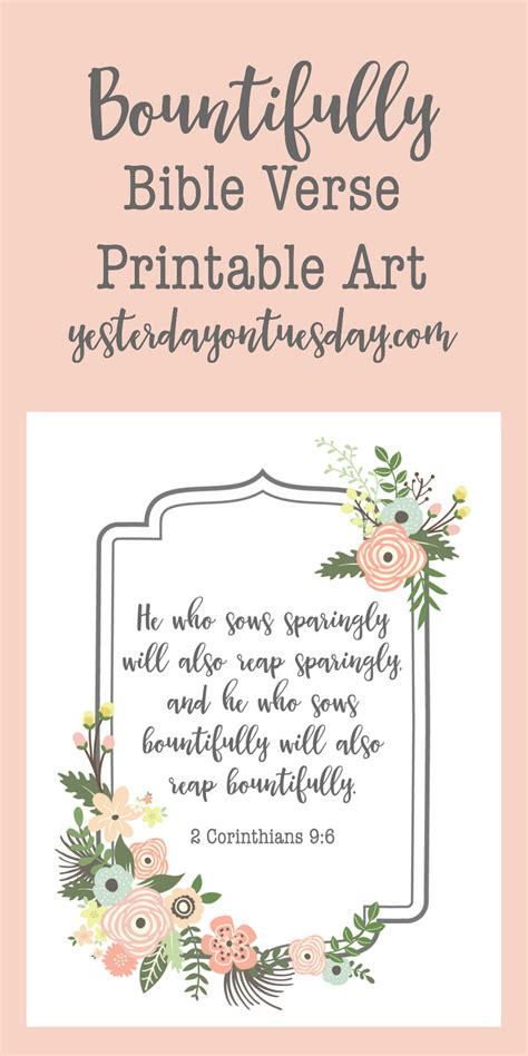printable bible quotes bountifully bible verse printable art yesterday on tuesday