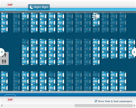 reservation siege jetair seat map klm dreamliner brokeasshome com