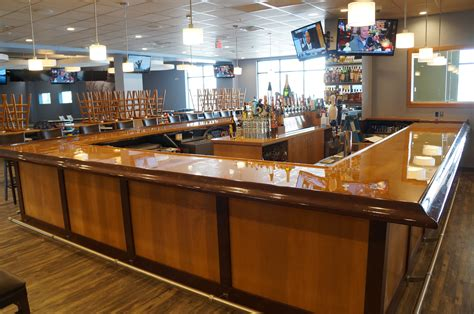 Bowling Countertop by Easy Day Restaurant And Bowling Alley Windham Millwork
