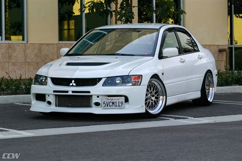 Lancer Evo 9 Price by White Mitsubishi Evo 9 Ccw Classic Wheels Ccw Wheels
