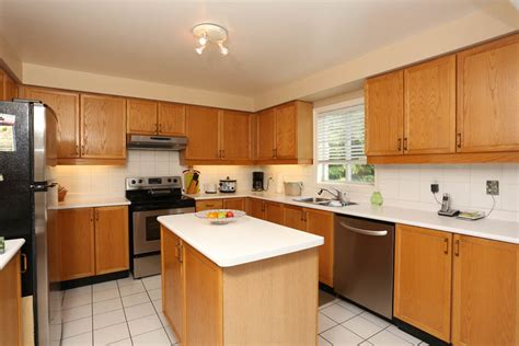 refinishing kitchen cabinets markham cabinet refacing