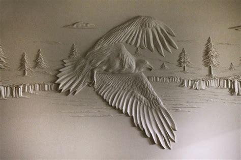 3d wanddeko 3d wanddeko ideen bernie mitchell wandskulpturen zum