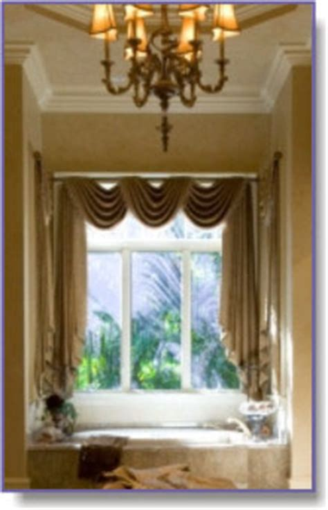 Bathroom Curtains with a Difference