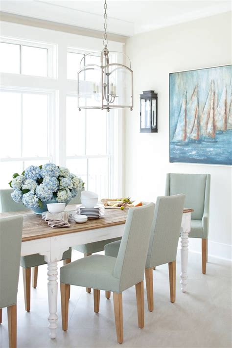 white dining room tables and chairs 25 best ideas about beach dining room on pinterest