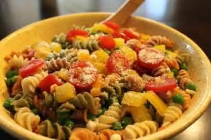quick and easy veggie pasta salad recipe momstart