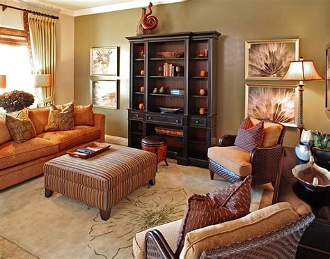 Home Decorating Ideas For Living Room 6 Home Decor Ideas Inspired By Fall Fashion