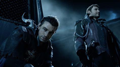film final fantasy vf kingsglaive final fantasy xv review