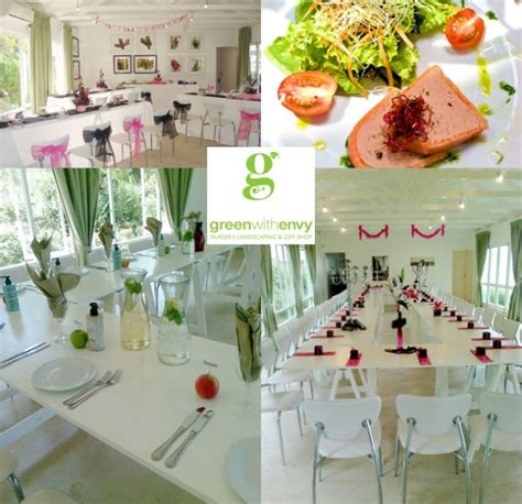 Bridal Shower Venues In Durban by Green With Envy