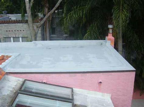 residential spray foam flat roofing thunder bay