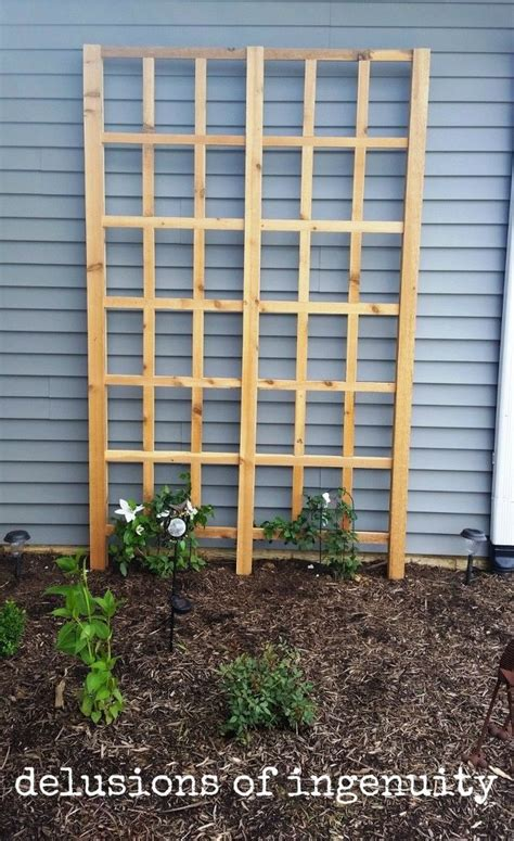 building a garden trellis 17 ways to build a gorgeous garden trellis this summer