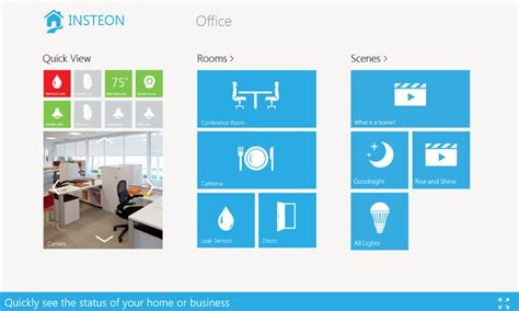 insteon for hub universal windows app released for home