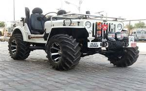 Modefied Jeep Ss Modified Open Jeeps Mandi Dabwali