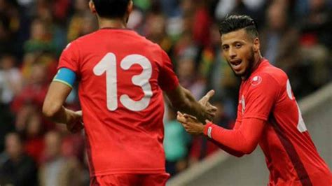 tunisia name world cup squad football news