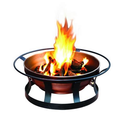 Real Flame Fire Pit - 13 cool portable fireplace for warm winter design swan