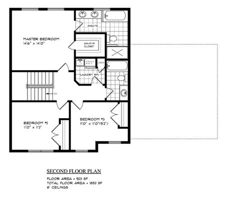 2nd floor floor plan b14188 portfolio g curnock associates