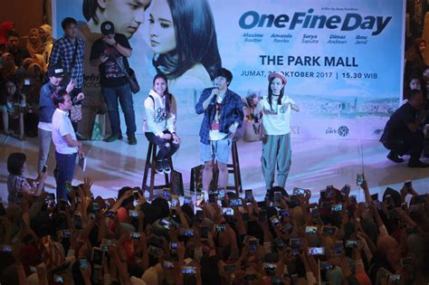 film one fine day screenplay michelle ziudith cerita one fine day lebih dewasa