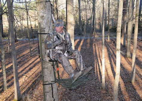 Lock On Deer Stand by Use Tree Stands Safely For An Enjoyable Hunt Mississippi