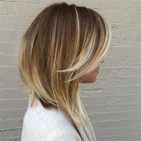 layered highlighted long hairstyles