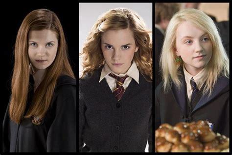 ginny weasley vs hermione granger vs lovegood