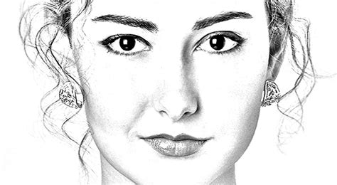 sketch pattern photoshop pencil sketching techniques face drawing art ideas