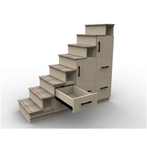 Charmant Montage Meuble En Kit #3: meuble-escalier-bois-sur-mesure-indonesien-mezannine.jpg