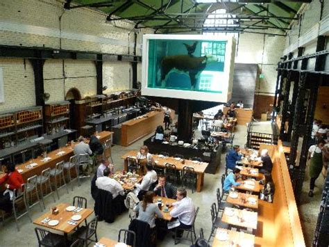 Tram Shed by Restaurant Picture Of Tramshed Tripadvisor