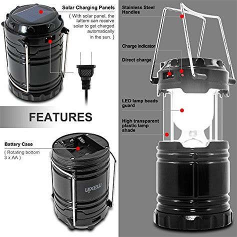 Can You Use Regular Rechargeable Batteries In Solar Lights Ultra Bright Cing Lantern With Rechargeable Batteries