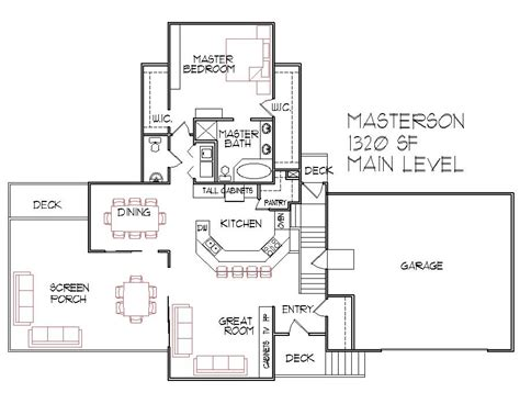 Tri Level House Floor Plans by Split Level House Floor Plans Designs Bi Level 1300 Sq Ft