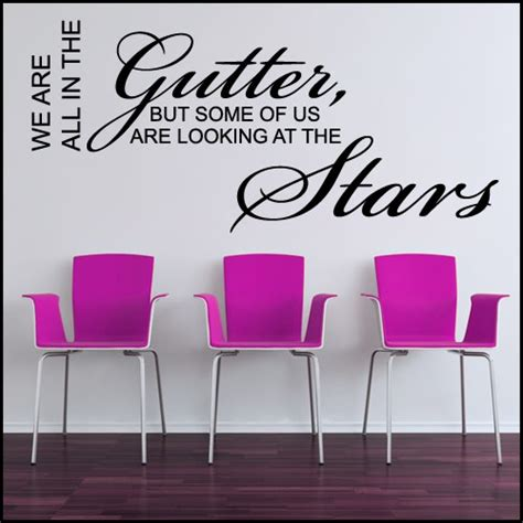 word wall stickers we are all in the gutter word wall sticker decals